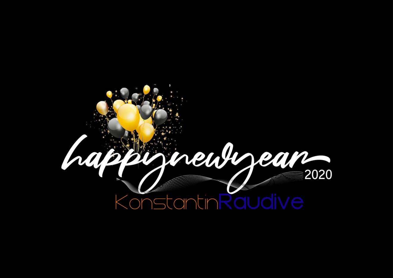 Guten Rutsch und frohes Jahr 2020!